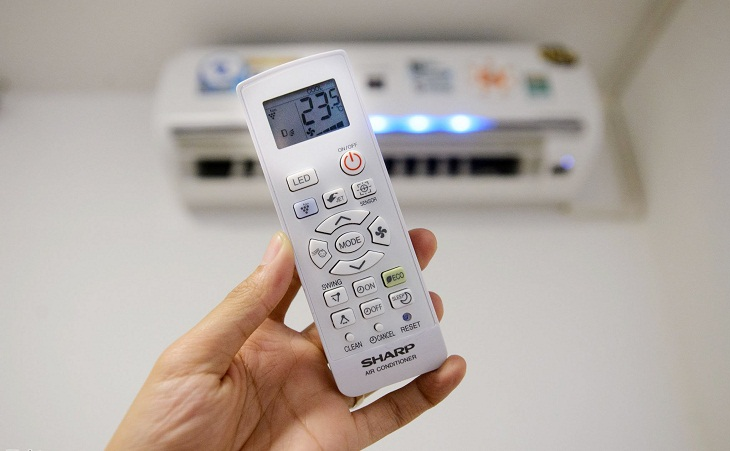 tiết kiệm điện trong mùa hè