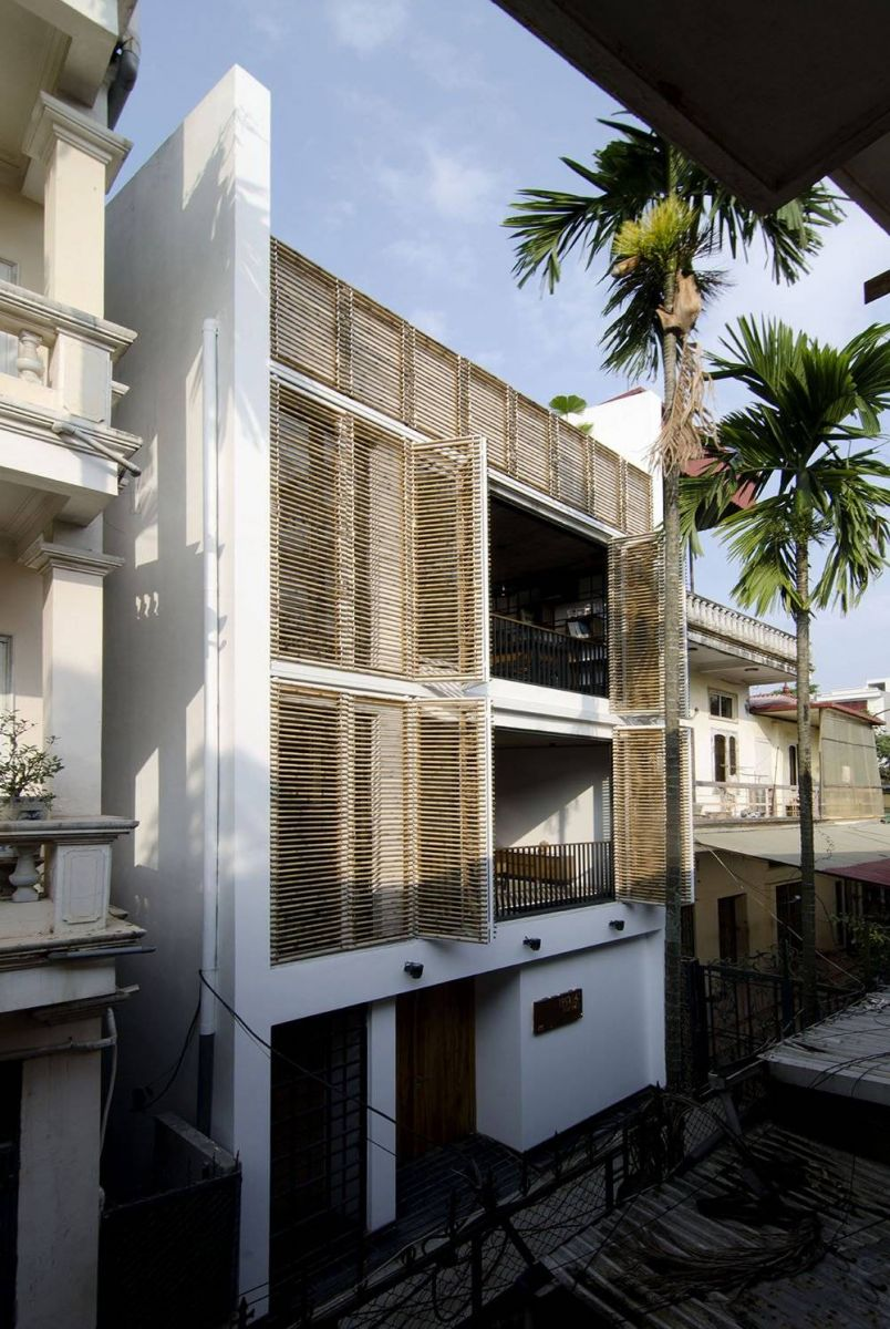 Ứng dụng vật liệu tre truyền thống phù hợp với những ngôi nhà ở Việt Nam