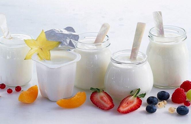 Sữa chua nguyên chất -thực phẩm tăng cường sức đề kháng