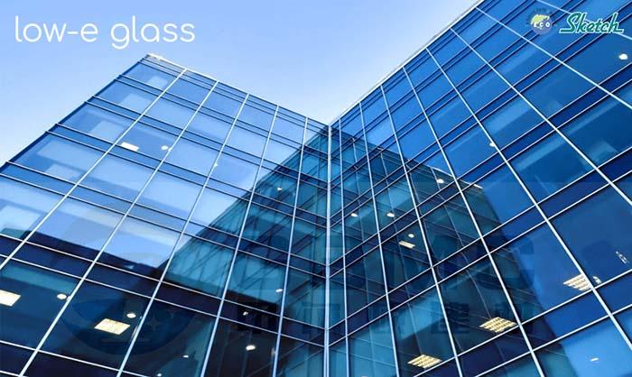 Các loại kính dùng trong xây dựng