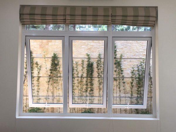 Sơn chống nóng cửa kính