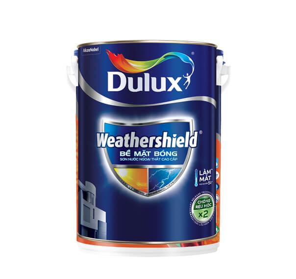Giá sơn chống nóng Dulux bao nhiêu?