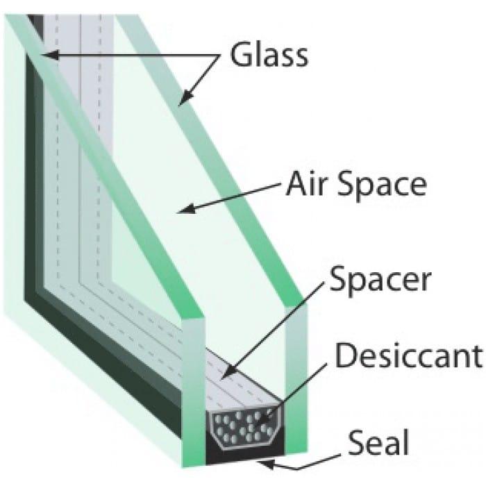 Cửa kính cường lực cách âm cách nhiệt
