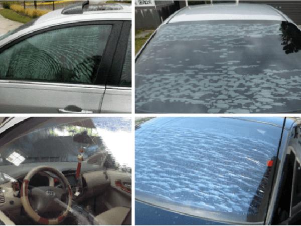 cách chống nóng xe ô tô