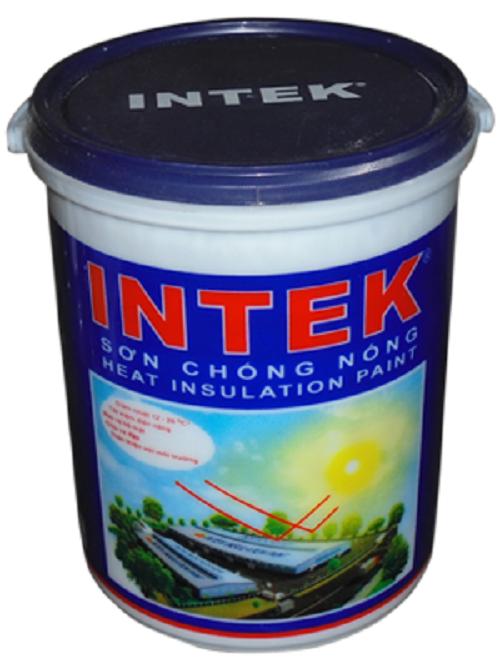 Giá sơn chống nóng Intek