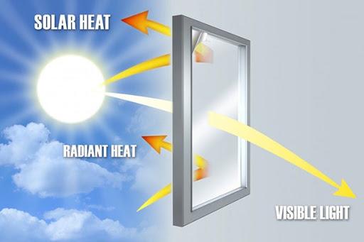 kính cường lực cách nhiệt