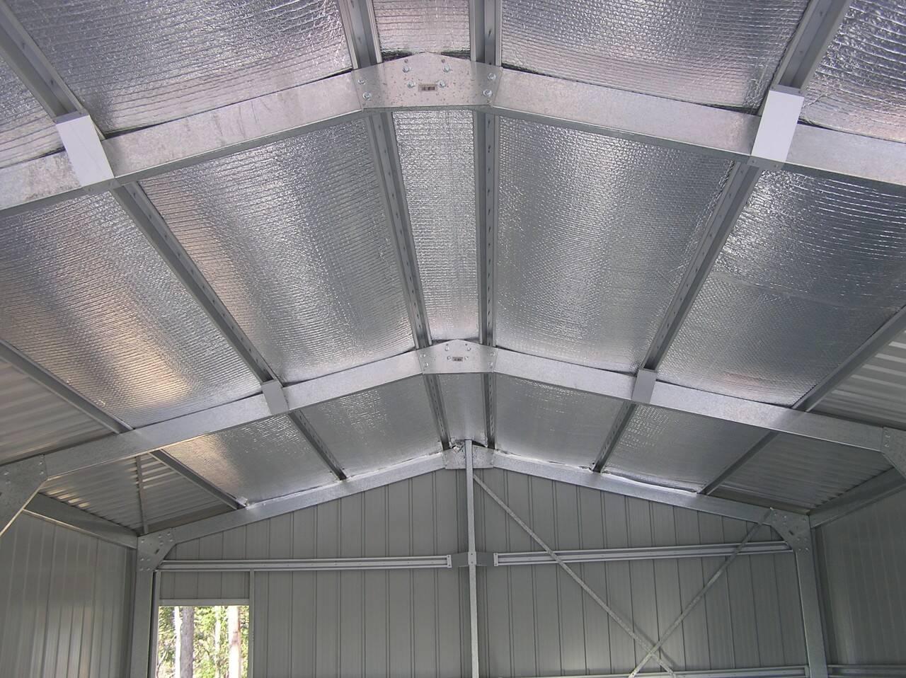 vật liệu xây nhà chống nóng - túi khí cách nhiệt