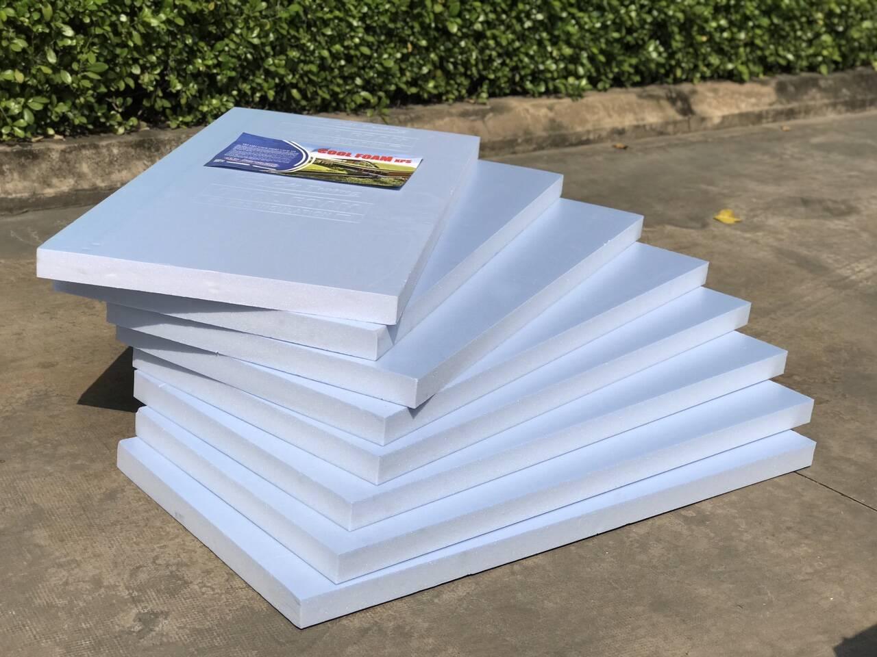 vật liệu xây nhà chống nóng - XPS
