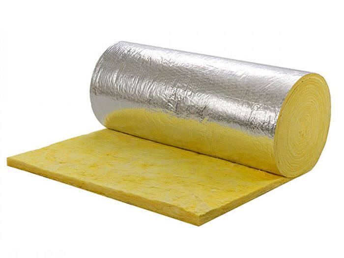 vật liệu xây nhà chống nóng - Bông thủy tinh